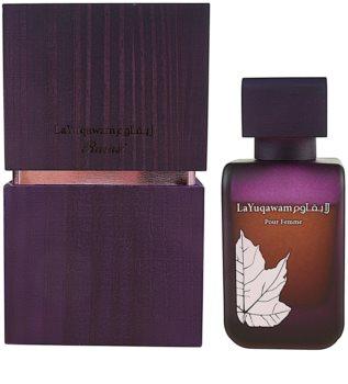 Rasasi La Yuqawam eau de parfum pour femme 75 ml