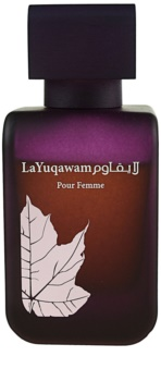 Rasasi La Yuqawam Eau de Parfum voor Vrouwen  75 ml