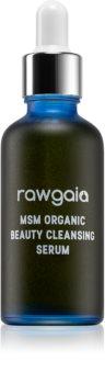RawGaia MSM Organics siero detergente detossinante  per pelli sensibili e secche
