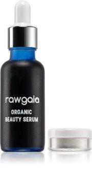 RawGaia MSM Organics siero giorno esfoliante