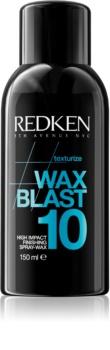 Redken Texturize Wax Blast 10 vosk na vlasy pre matný vzhľad