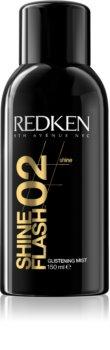 Redken Shine Brillance spray  a magas fényért