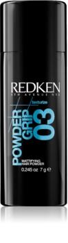 Redken Texturize Powder Grip 03 pó matificante  para volume e forma