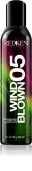 Redken Wind Blown 05 ultra könnyű száraz finish spray