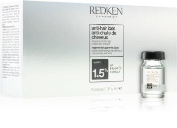 Redken Cerafill Maximize intensywna kuracja do mocno przerzedzonych włosów