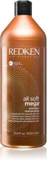 Redken All Soft čistilni šampon za poškodovane lase