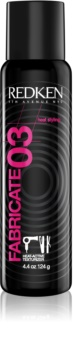 Redken Heat Styling Fabricate 03 ochranný sprej pro tepelnou úpravu vlasů