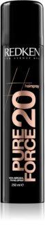 Redken Pure Force 20 Hairspray Without Aerosol