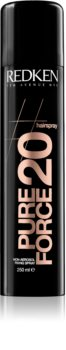 Redken Pure Force 20 laca de cabelo sem aerossol