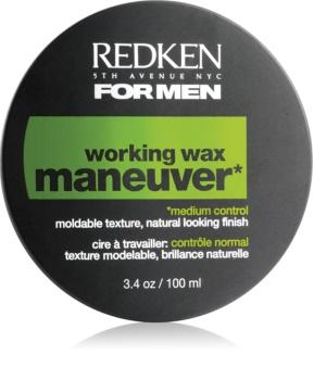 Redken Maneuver vosk na vlasy střední zpevnění