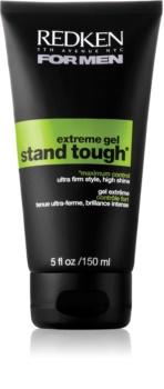 Redken Stand Tough gel na vlasy silné zpevnění
