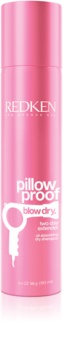 Redken Pillow Proof Blow Dry champú seco para absorber el exceso de grasa y refrescar el cabello