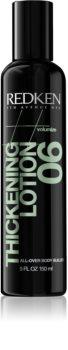 Redken Volumize Thickening Lotion 06 mleczko do stylizacji nadający objętość i blask
