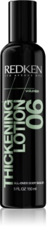 Redken Volumize Thickening Lotion 06 oblikovalni losjon za volumen in sijaj