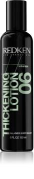 Redken Volumize Thickening Lotion 06 stylingové mléko pro objem a lesk