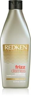 Redken Frizz Dismiss condicionador alisante anti-crespo