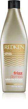 Redken Frizz Dismiss шампунь для розгладження волосся проти розпушування