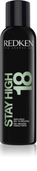 Redken Stay High 18 Gel Foam with Volume Effect