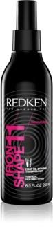 Redken Heat Styling Iron Shape 11 pršilo za zaščito las med toplotnim oblikovanjem z likalnikom ali kodralnikom