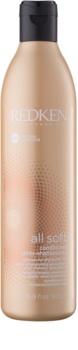 Redken All Soft condicionador para o cabelo seco e frágil