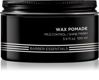 Redken Brews modelleer waxpommade voor haarstyling en modellering