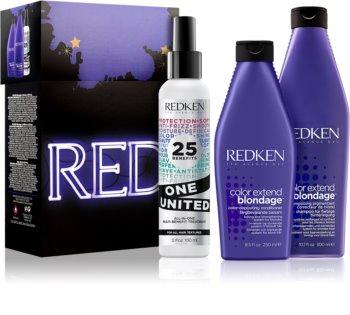 Redken Color Extend Blondage coffret I.