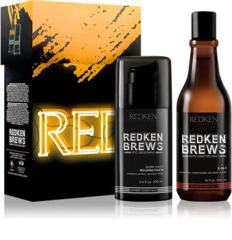 Redken Brews coffret cosmétique I.