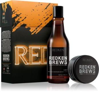 Redken Brews Gift Set II.