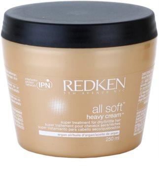 Redken All Soft kúra pro suché a křehké vlasy