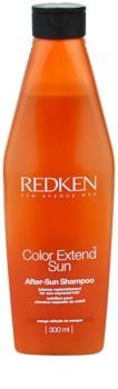 Redken Color Extend Sun Shampoo für von der Sonne überanstrengtes Haar