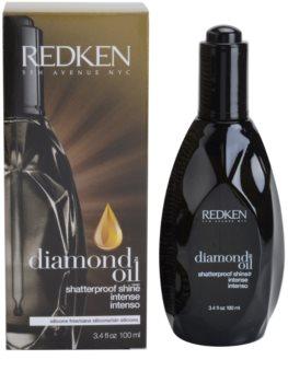 Redken Diamond Oil olejek do włosów trudno poddających się stylizacji