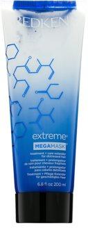 Redken Extreme máscara 2 em 1 para cabelo danificado