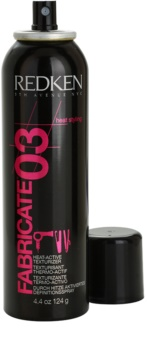 Redken Heat Styling Fabricate 03 Protective Spray For Heat Hairstyling