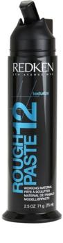 Redken Texturize Rough Paste 12 cera para dar definición al peinado para todo tipo de cabello