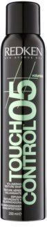 Redken Texturize Touch Control 05 espuma de cabelo para volume e forma