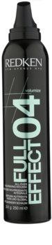Redken Volumize Full Effect 04 pianka do włosów utrwalająca do zwiększenia objętości