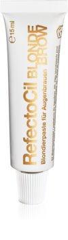 RefectoCil Eyelash and Eyebrow освітлююча крем-фарба для волосся та брів