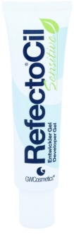 RefectoCil Sensitive razvijalni gel za barvo za obrvi in trepalnice