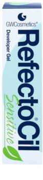 RefectoCil Sensitive Gel ativador para a coloração de sobrancelhas e pestanas