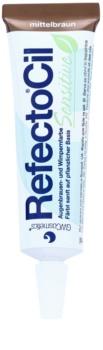 RefectoCil Sensitive фарба для брів та вій