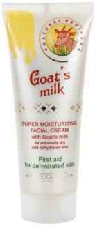 Regal Goat's Milk creme facial hidratante com leite de cabra