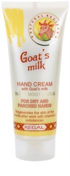 Regal Goat's Milk kézkrém kecsketejjel