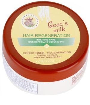 Regal Goat's Milk bálsamo para o cabelo com leite de cabra