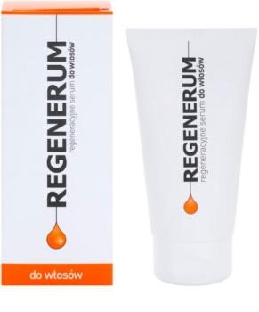 Regenerum Hair Care regeneračné sérum pre suché a poškodené vlasy