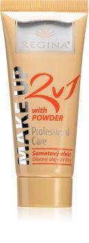 Regina Professional Care make-up s pudrovým efektem