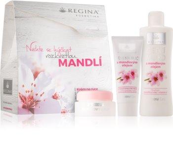 Regina Almond Cosmetic Set (for Dry Skin)