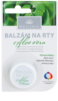 Regina Aloe Vera bálsamo hidratante para lábios com aloe vera