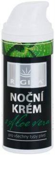 Regina Aloe Vera nočný pleťový krém s aloe vera