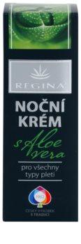 Regina Aloe Vera nočna krema za obraz z aloe vero