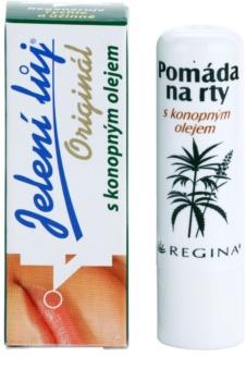 Regina Original mazilo za ustnice s konopljinim oljem